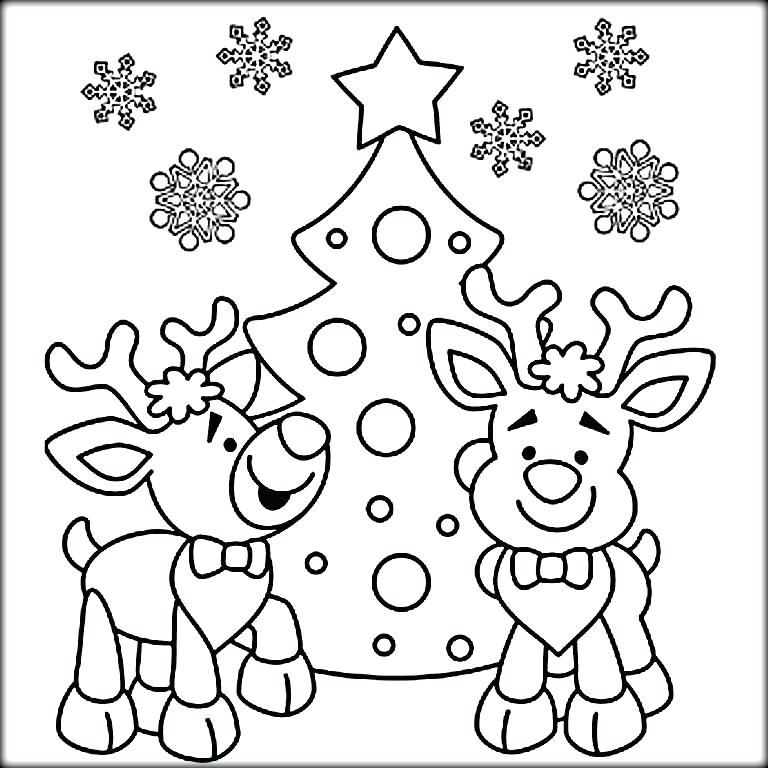 768x768 Merry Christmas Coloring Page Coloring Pages Free Merry Coloring