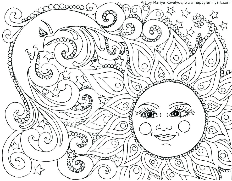 970x755 Mandala Coloring Pages Online Mandala Coloring Pages For Kids