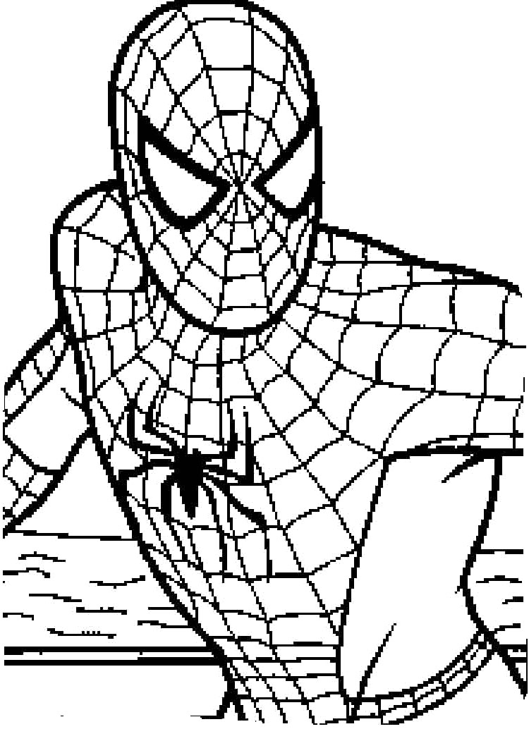 750x1034 Full Page Coloring Sheets