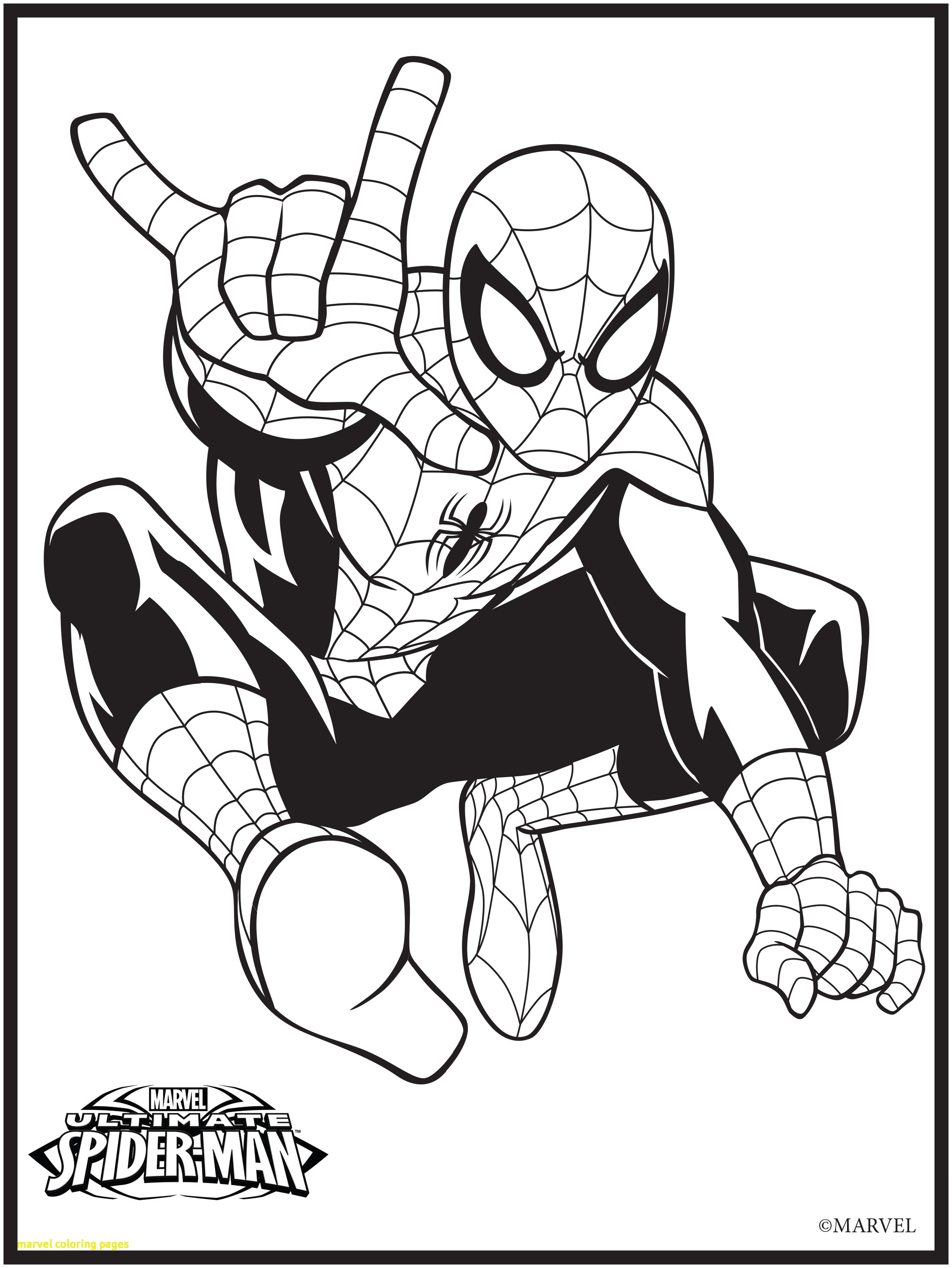2267x3017 Marvel Coloring Pages With Marvel Coloring Page Print Color