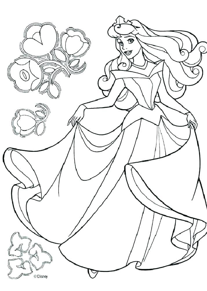 714x1000 Disney Princess Coloring Pages Online Princess Coloring Pages