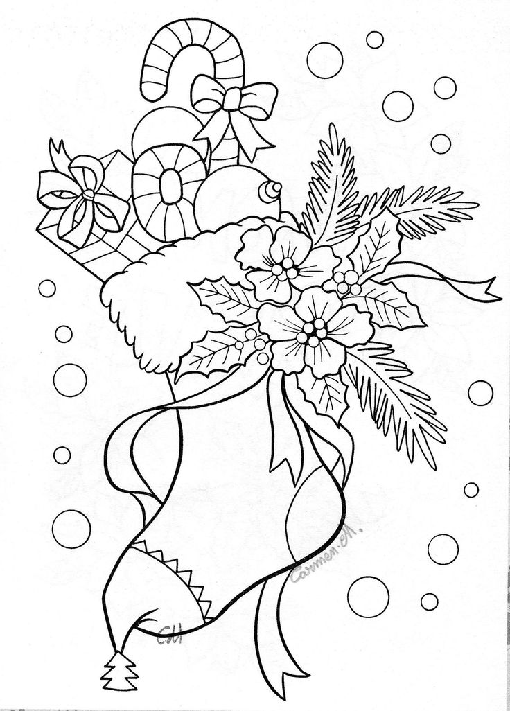 Coloring Pages To Trace