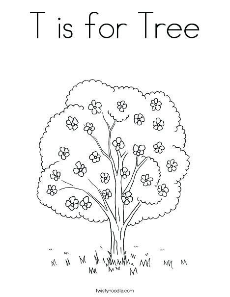 468x605 Coloring Pages Of Trees As Well As Coloring Pages Of Trees
