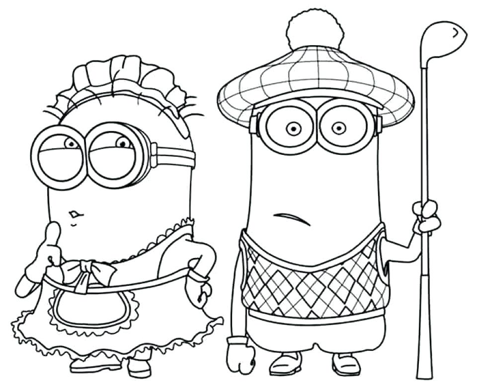 960x780 Despicable Me Coloring Pages Despicable Me Coloring Pages To Print