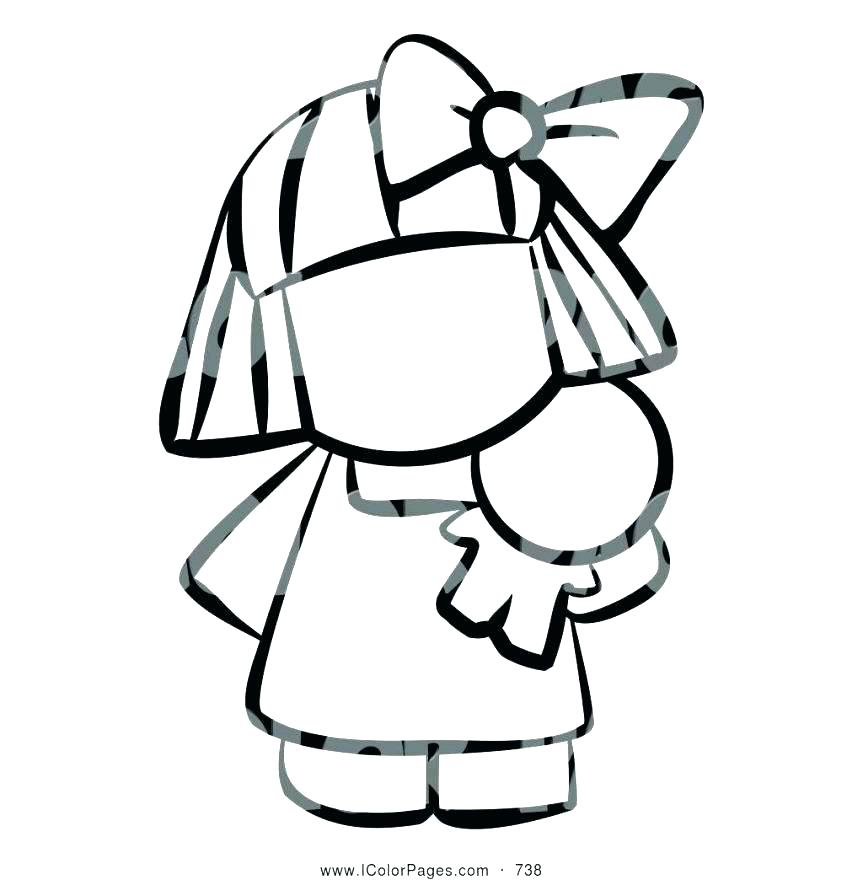 863x880 Doll Coloring Pages Doll Coloring Pages Doll Coloring Pages