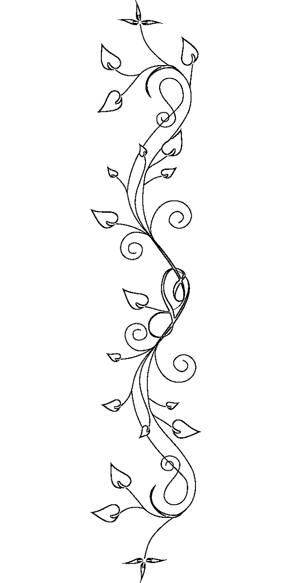 Coloring Pages Vines At Getdrawings Free Download