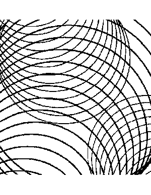 300x388 Curve Lines Coloring Page