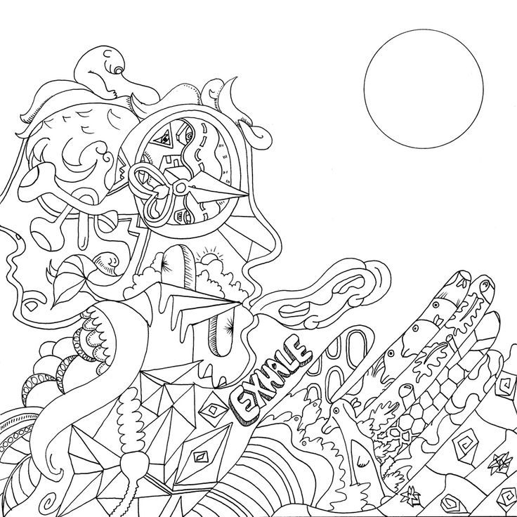 736x736 Best Stoner's Coloring Book Images On Coloring