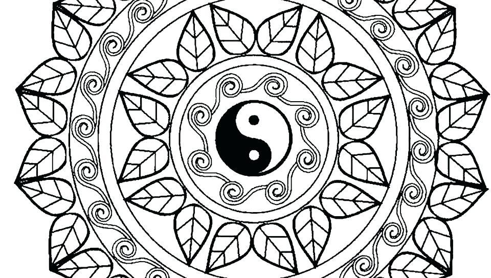 960x544 Symmetrical Coloring Pages Lines Of Symmetry Maths Printout