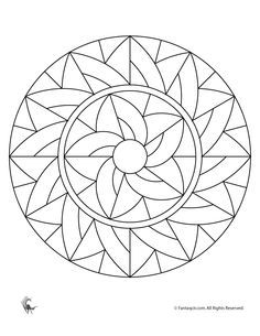 236x305 Steps To Repeating Lines Drawing A Design With Symmetrical Balance