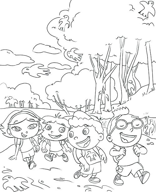 500x613 Coloring Pages Of People People Coloring Pages Kids Coloring
