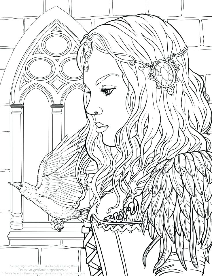 736x960 People Coloring Adult People Coloring Pages