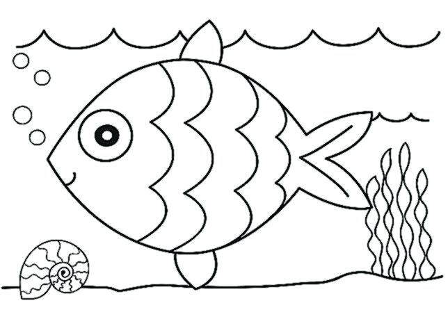 644x446 Coloring Worksheets For Kids Free Coloring Sheets For Kindergarten