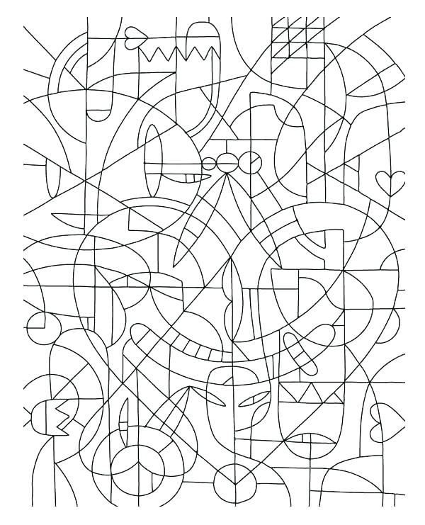 600x741 Roman Coloring Pages Roman Coloring Pages Mosaic Coloring Pages