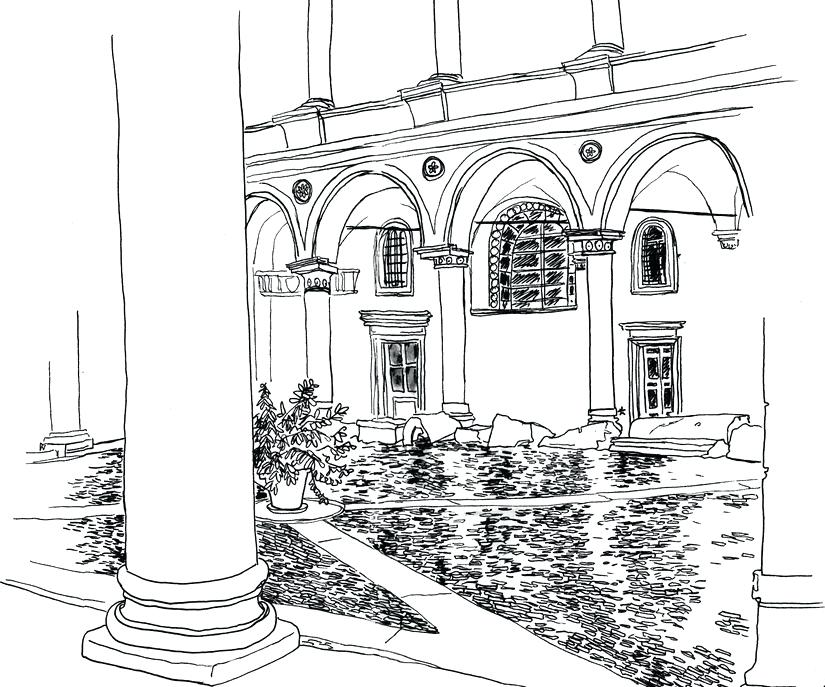 825x687 Roman Coloring Pages The Coloring Sheet Big Adventures Kids