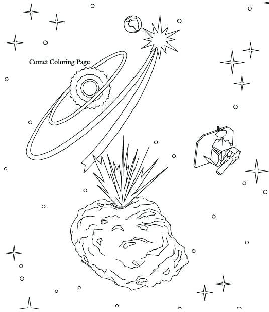 536x623 Free Solar System Coloring Pages Elegant Coloring Coloring Pages