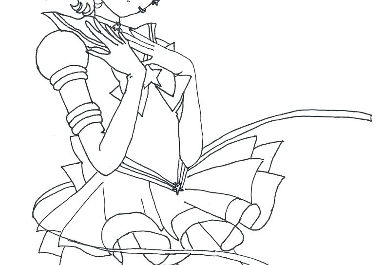 786x544 Mercury Coloring Page