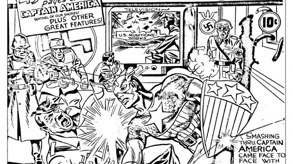 585x329 Comic Book Coloring Pages Coloring Book Comic