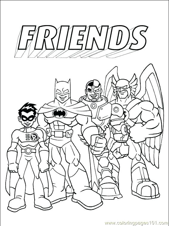 567x756 Comic Book Coloring Pages Dc Comics Coloring Page Free Others