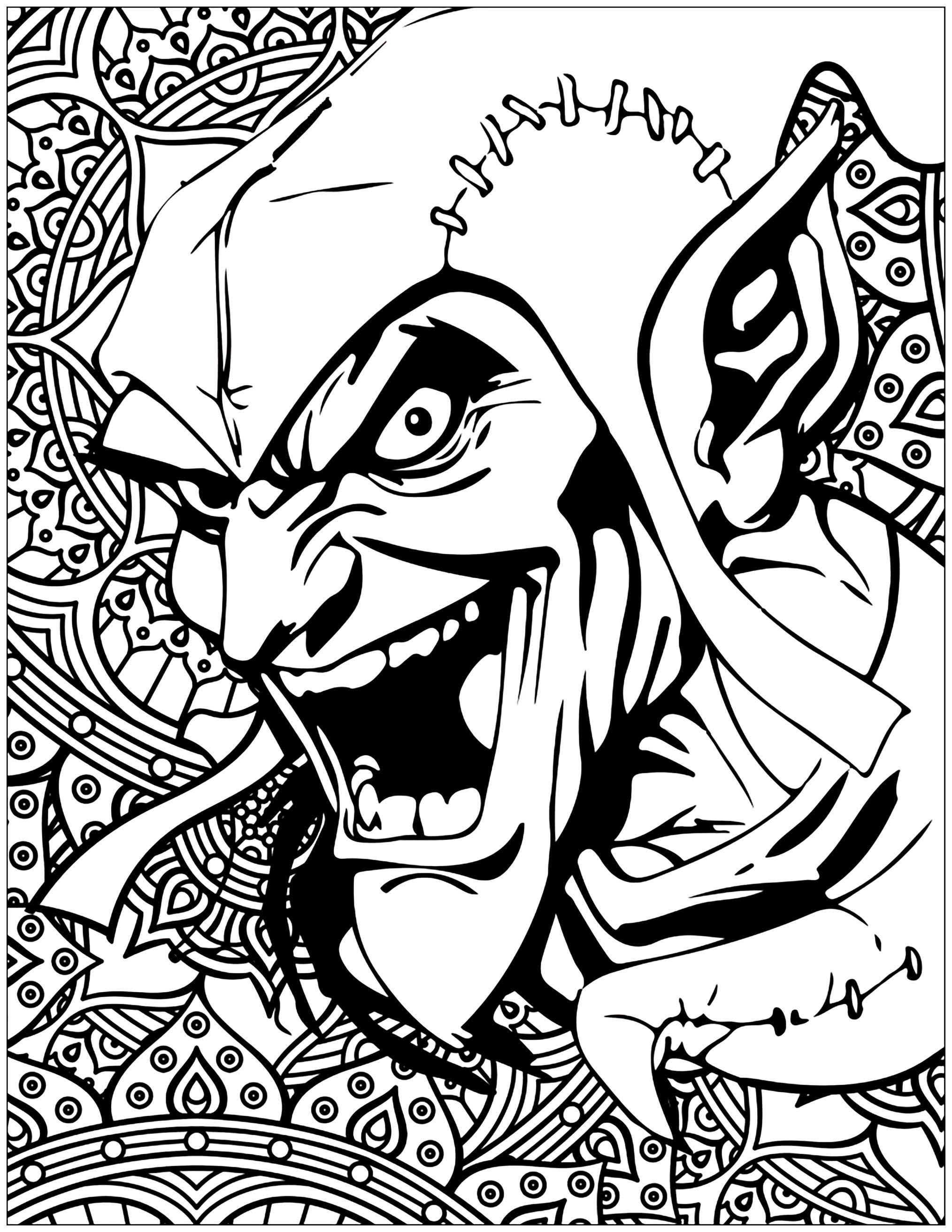 2028x2624 Marvel Villains Green Goblin