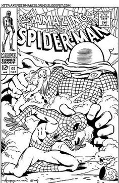 236x363 Comic Book Coloring Pages
