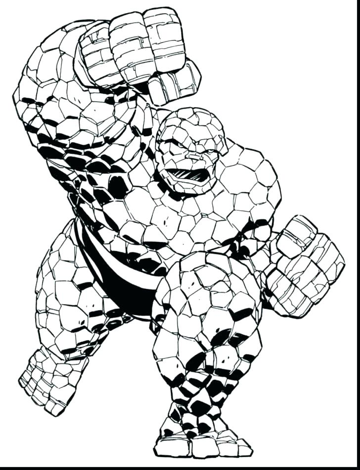 728x952 Comic Book Coloring Pages