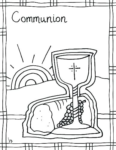 386x500 First Holy Communion Coloring First Communion Coloring Pages First