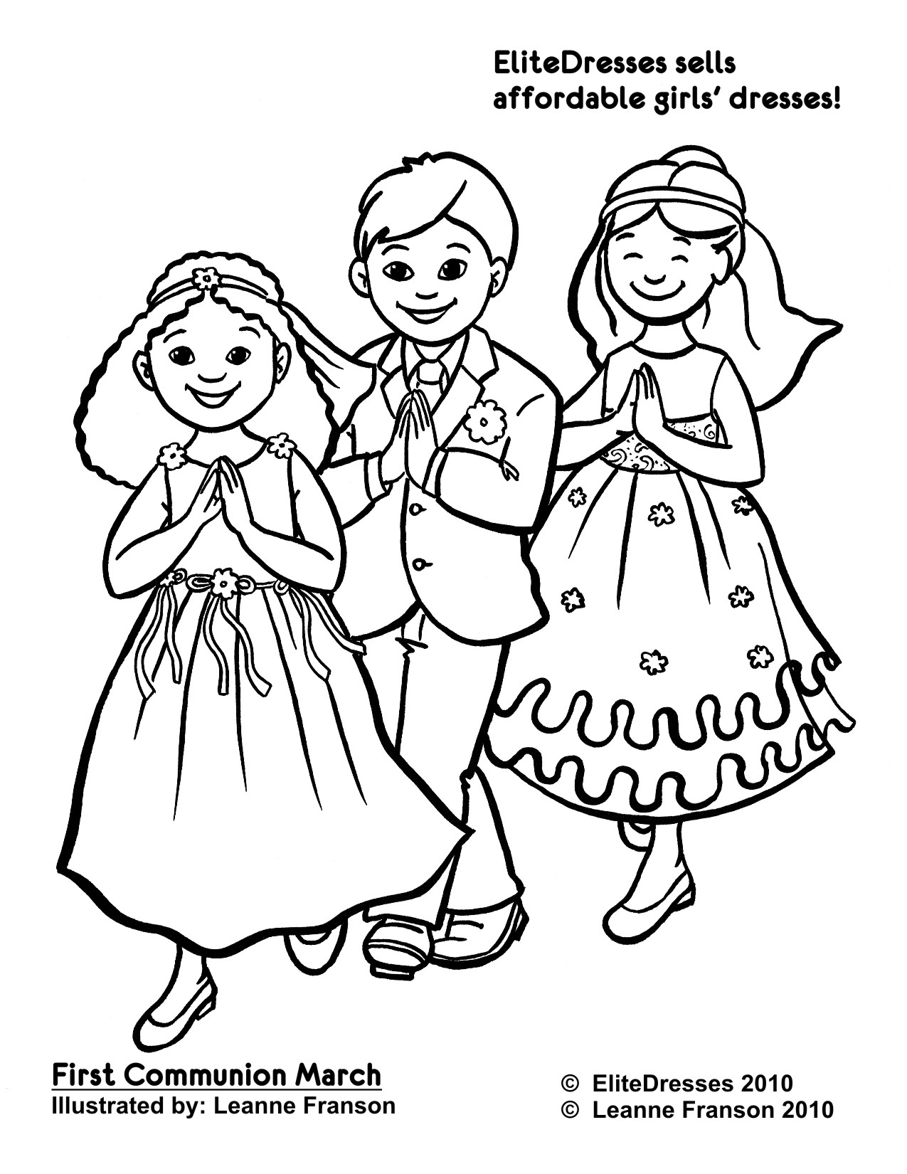 1275x1650 Simplistic Holy Communion Coloring Pages For K