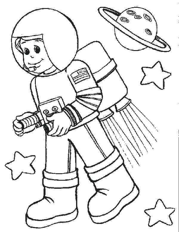 600x778 Community Helpers Coloring Pages In Space In Community Helpers