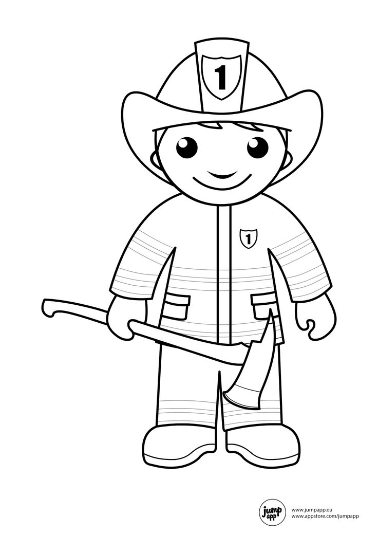 photo about Community Helpers Printable Book referred to as Nearby Helpers Coloring Internet pages at  Totally free