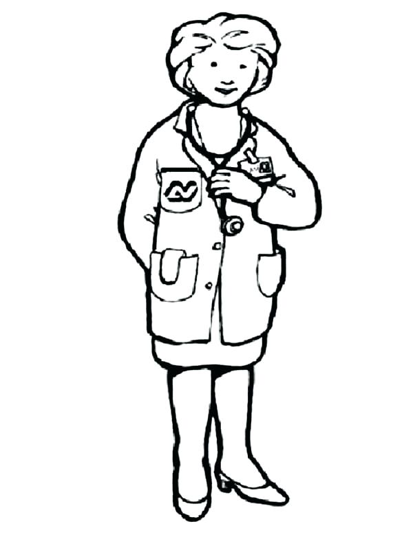 600x778 Activity In Community Helpers Coloring Page Community Places