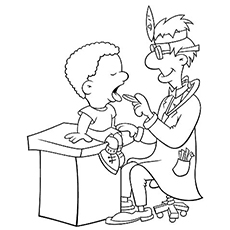 230x230 Top Free Printable Community Helpers Coloring Pages Online