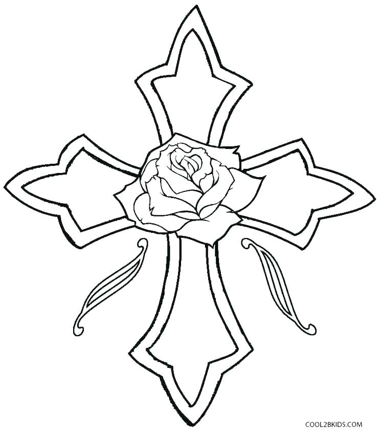 743x850 Compass Rose Coloring Page