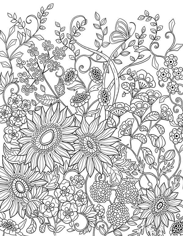 Compassion Coloring Pages