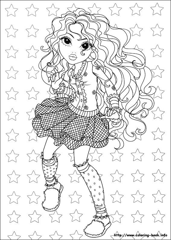 567x794 Moxie Girlz Coloring Picture Coloring Pages Adult