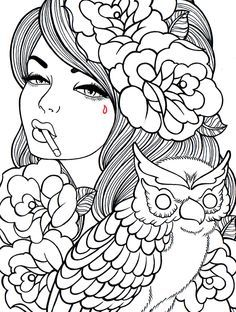 236x312 Detailed Coloring Pages For Adults Here Is A Very Detailed Fairy