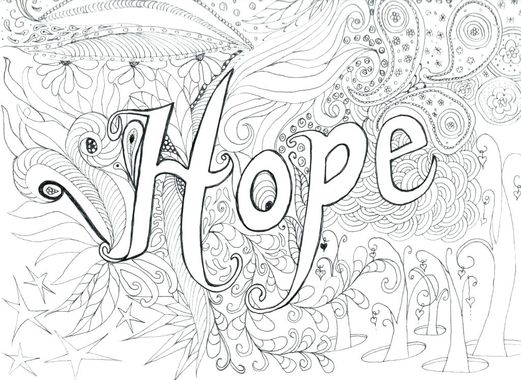 1024x746 Complex Mandala Coloring Pages
