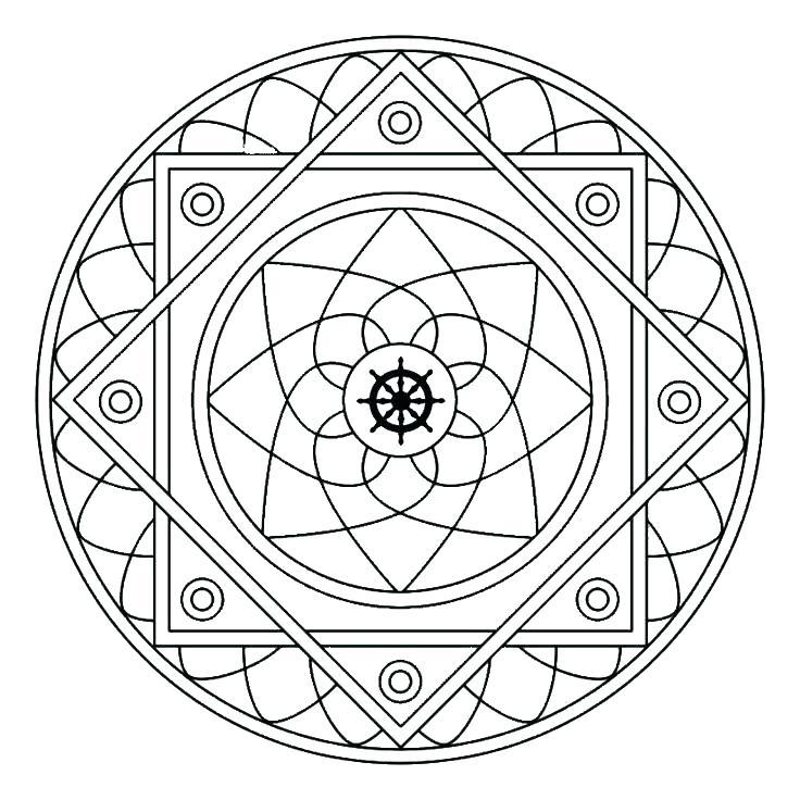736x736 Mandala Coloring Sheets Mandala Coloring Sheets Mandala Coloring