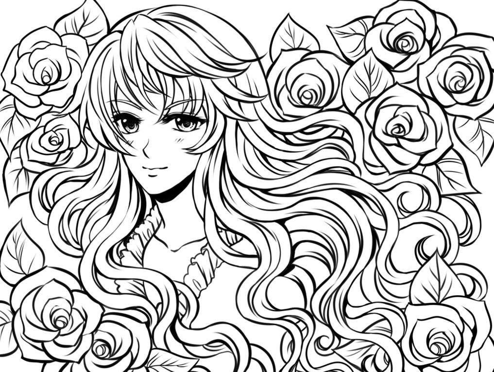 Complicated Coloring Pages Online At Getdrawings Com Free For