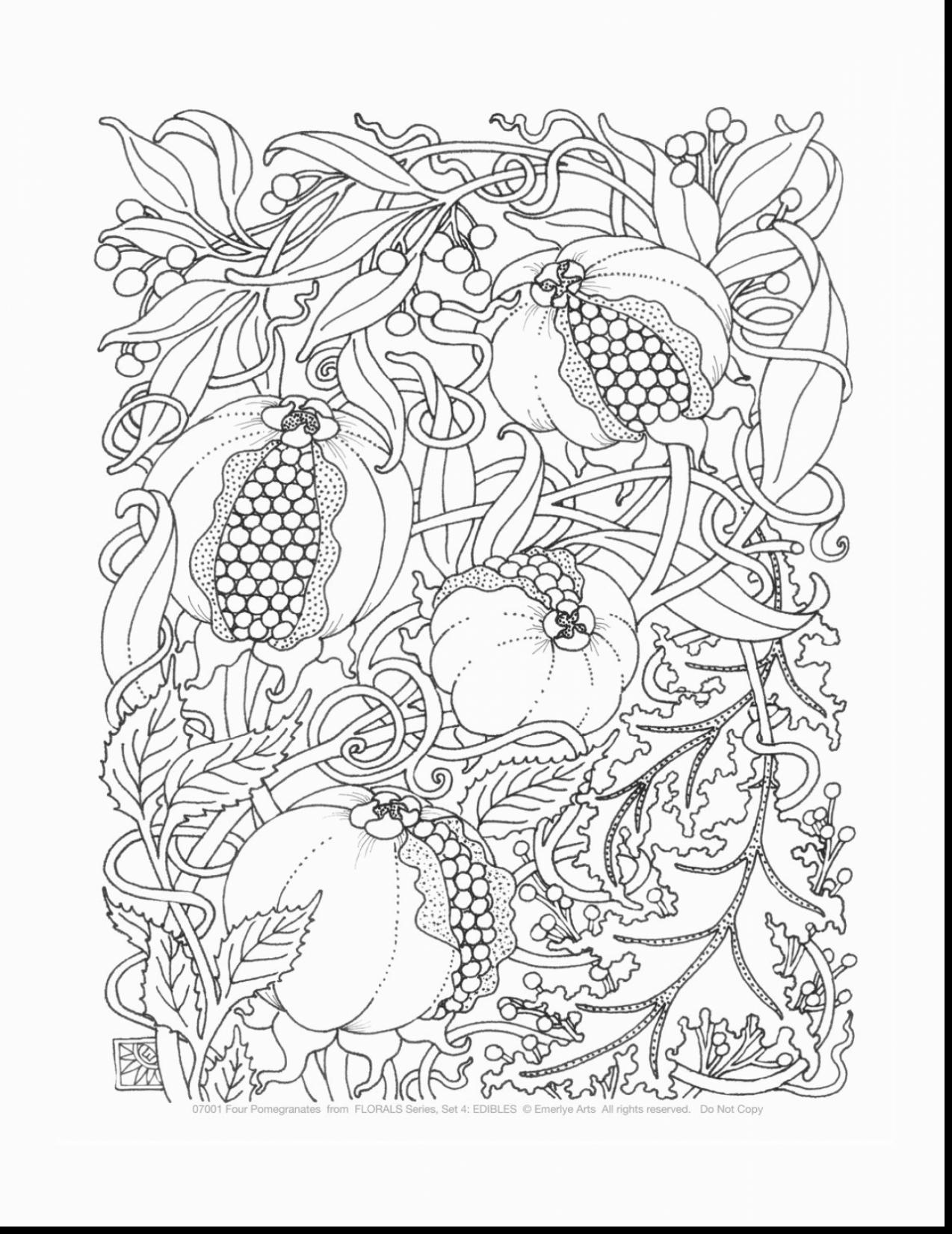 Complicated Coloring Pages Online at GetDrawings.com | Free for ...