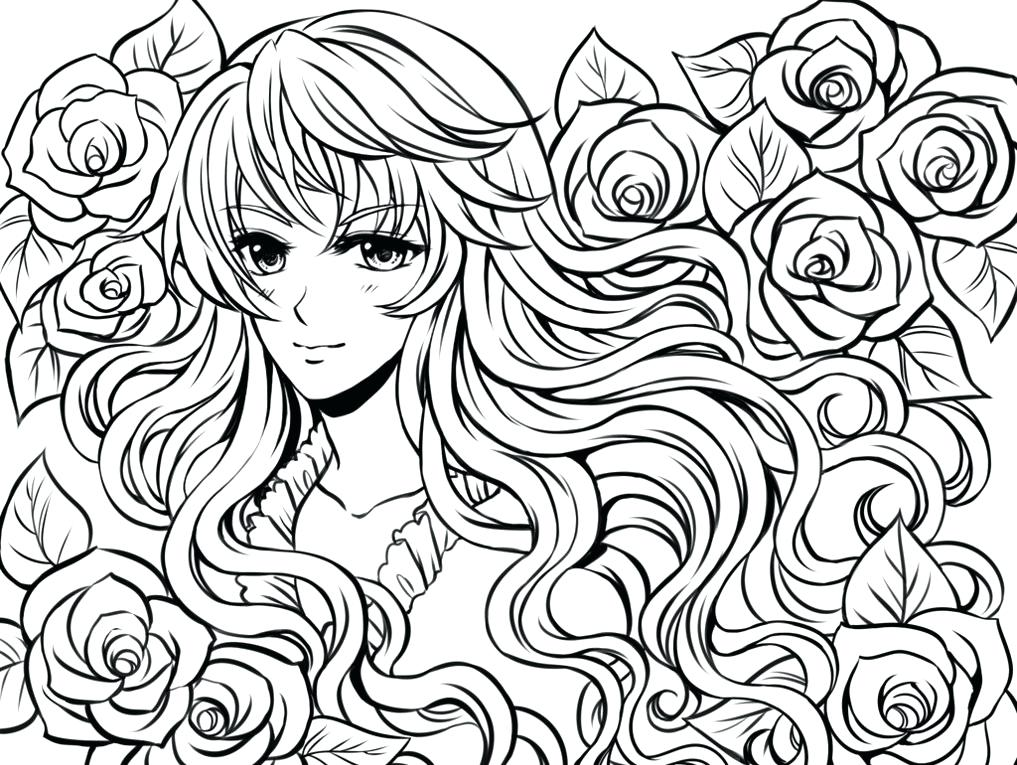 Complicated Coloring Pages Printable At Getdrawings Com Free For