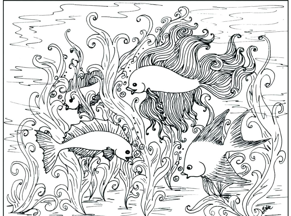 Complicated Coloring Pages Printable At Getdrawings Free Download