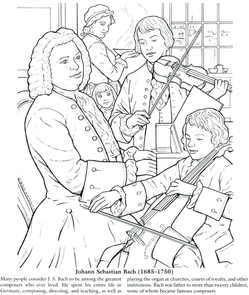 810x960 Musical Instrument Coloring Pages Music Coloring Pages Printable