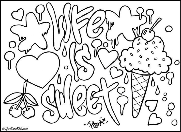 736x535 Cool Printable Coloring Pages