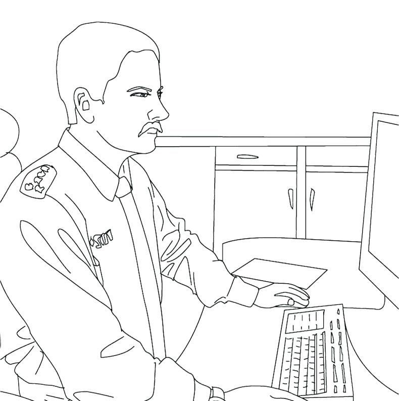 790x793 Computer Coloring Computer Keyboard Coloring Sheet Interconnect Site