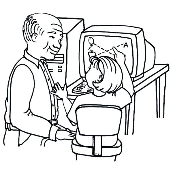 600x600 With Coloring Pages That You Can Color On The Computer For Boys