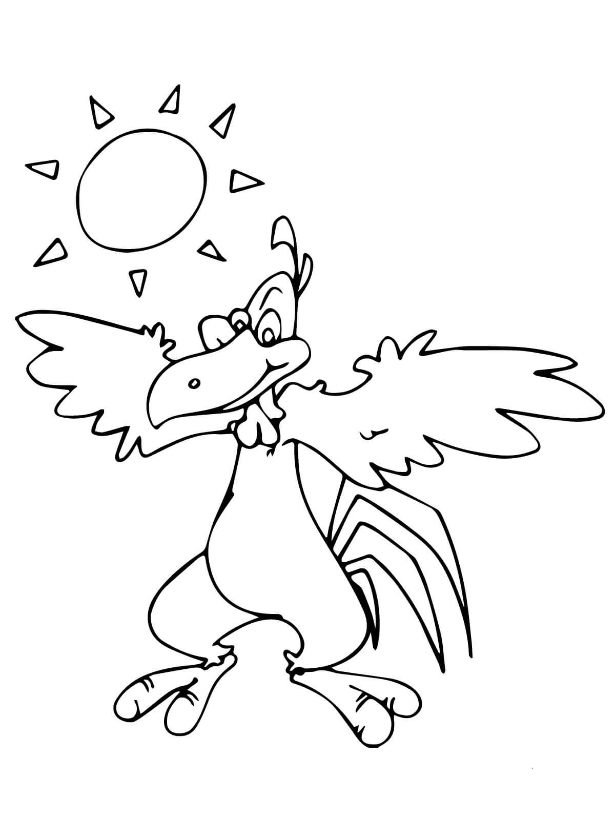 1200x1600 Condor Coloring Pages To Download And Print For Free