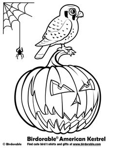 236x305 Halloween Coloring Page With Birdorable California Condor