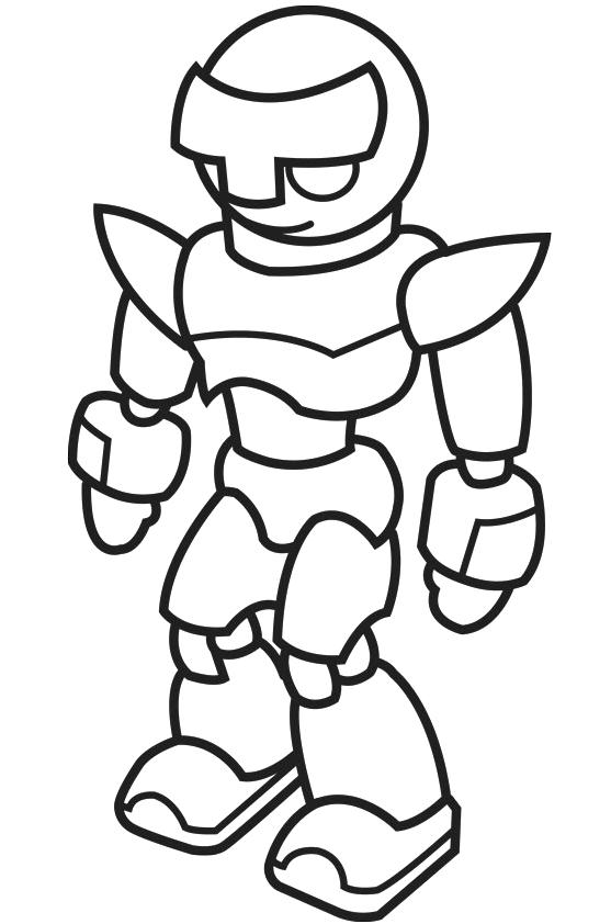 557x842 Robot Coloring Page The Condor Robot Coloring Pages Robot Boy