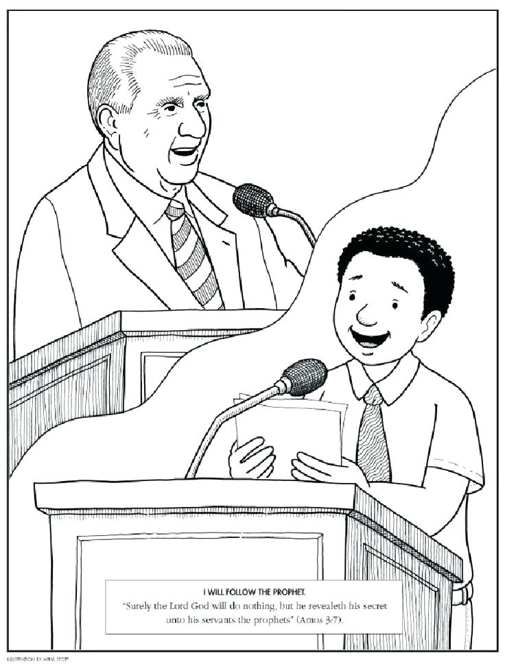 736x975 General Conference Coloring Pages General Conference Activity Book